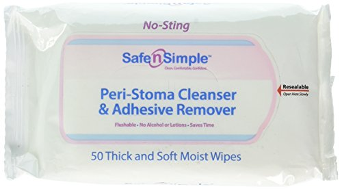 Safe N' Simple Stoma Wipe Qty (Stoma Wipe)