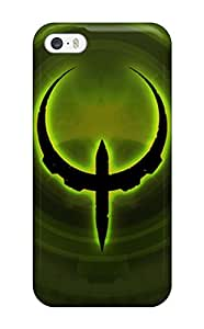 Case Cover, Fashionable Iphone 5/5s Case - Quake 5640079K64637456