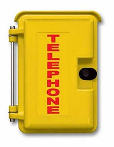 (Viking Electronics Yellow Heavy Duty Outdoor Enclosure)