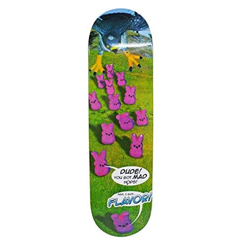 ハンサムインポートミュージカルFlavor Skateboards Hawk Animal Attack Series Skateboard Deck, 8.25 x 32.125-Inch by Flavor Skateboards