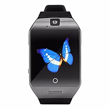 Shop Tronics24 universal Bluetooth Smart Watch Reloj Teléfono Móvil Reloj de pulsera Smartphone Smart Watch Reloj digital para Android y iOS Apple Samsung ...