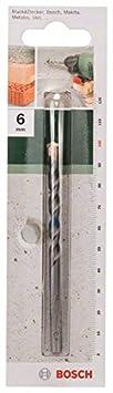Bosch 2609255415 Foret /à b/éton ISO 5468 Diam/ètre 16 mm Longueur 160 mm Diam/ètre queue 12,3 mm