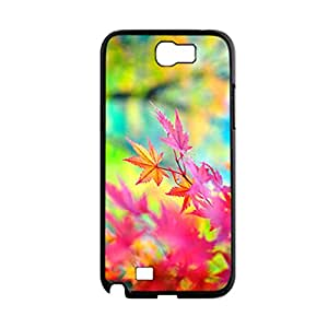 Generic Soft Creativity Back Phone Covers For Girl Design With Autumn For Samsung Galaxy Note2 N7100 Choose Design 3
