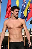 Michael Phelps 11x17 HD Photo Poster Olympic Swimmer #01