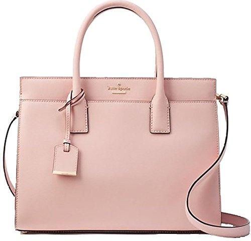 Kate Spade New York Cameron Street Candace Satchel Bag  Pink Sunset