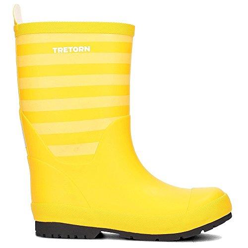 Tretorn 47265470-47265470 - Farbe: Gelb - Größe: 27.0