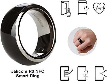 Original Jakcom R3 Smart Ring Wear Magic Finger NFC Ring IC ID Card for Android
