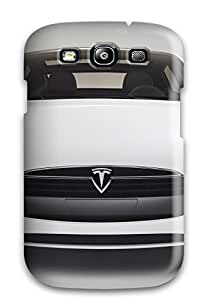 Flexible Tpu Back Case Cover For Galaxy S3 - Tesla Model S 27
