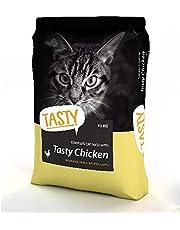 اكل قطط تستي فود