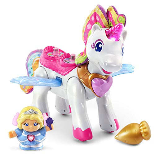 VTech Go! Go! Smart Friends Twinkle the Magical Unicorn (Frustration Free Packaging) -