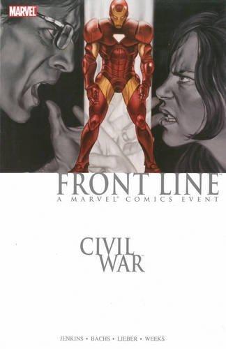 marvel civil war tpb - 3