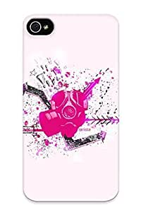 63f79862972 Gasmask Axe Guitar Durable iPhone 5c Tpu Flexible Soft Case With Design