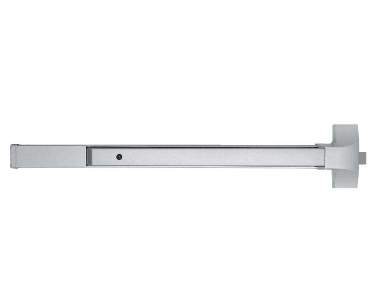 Cal-Royal 36'' Push Bar Panic Exit Device, Aluminum