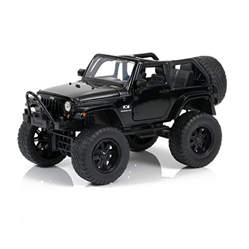 2007 Blacked Out Jeep Wrangler - Just Trucks Off Road Editio