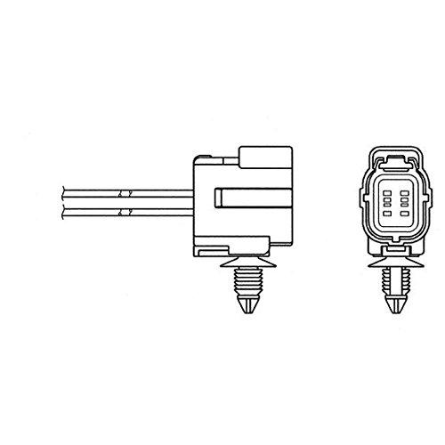 NGK 1334 Lambda Sensors: