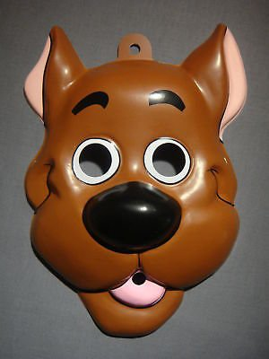 Scooby Mask (Scooby Mask Costume Accessory)