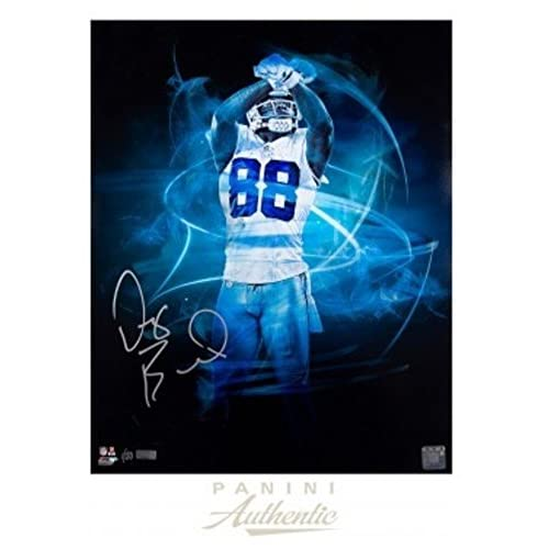 Dez Bryant Signed Autograph 16x20 Throw Up The X Photograph