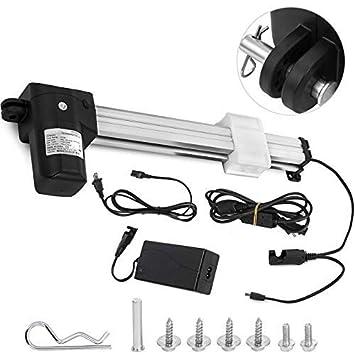 Amazon.com: Partol Recliner Motor Kit de Reemplazo DC Motor ...