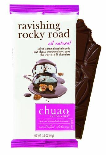 Chuao Chocolatier Ravishing Rocky Road Chocolate Bar (10-pack)