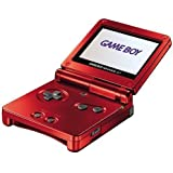 Amazon.com: Nintendo Game Boy Advance SP - Cobalt: Artist ...