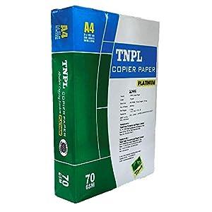 Green Way TNPL Copier Paper A4, 500 Sheets, 70 GSM 1 Ream