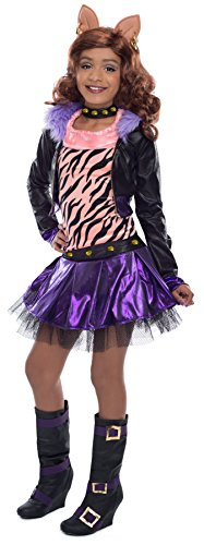 Monster High Clawdeen Wolf -