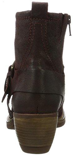 Josef Seibel Smu-toni 09 - Botas de vaquero Mujer Rot (Bordo)