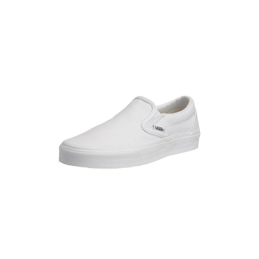 Vans Unisex Classic (Checkerboard ) Slip On Skate Shoe