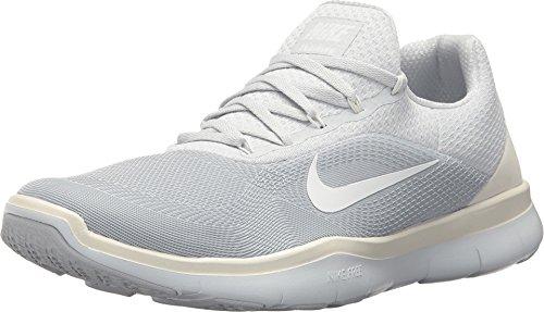 - Nike Free Trainer V7 Size 12 Mens Cross Training Pure Platinum/White-Sail-Off White Shoes