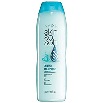 Avon Skin So Soft Aqua Express Moisturizing Gel 0