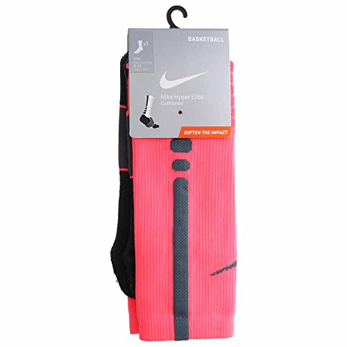 89b2ca2126f0 Galleon - Nike Men s Hyper Elite Crew Socks