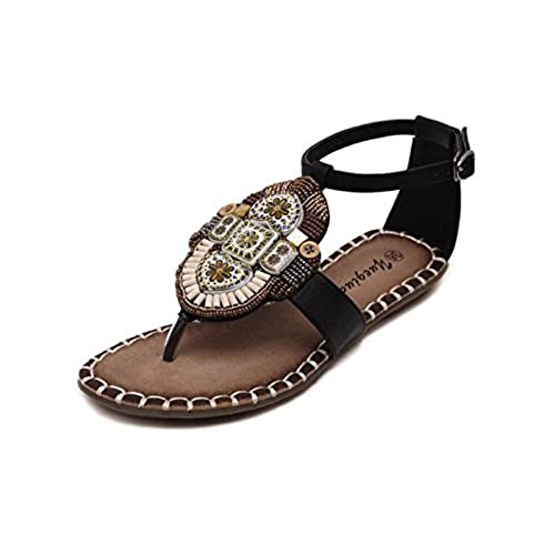 0bedc103 50% de descuento Zapatos de Mujer Primavera Verano Sandalias de Moda  Bohemia Estilo Punta Abierta