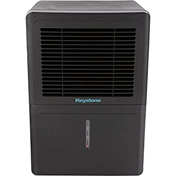 70 Pt. Dehumidifier, Black