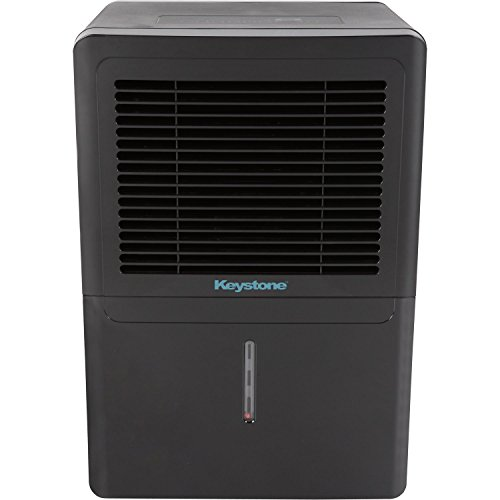 Keystone KSTAD506B 50 Pint Dehumidifier w/Electronic Controls
