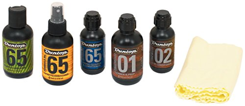 Dunlop 6500 System 65 Guitar Maintenance Kit (Bass Guitar Oil)