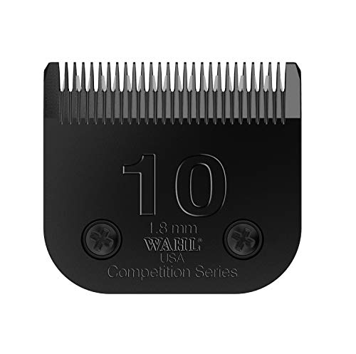 Wahl Professional Animal #10 Medium Ultimate Competition Series Detachable Blade with 1/16-Inch Cut Length (#2358-500)