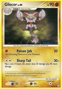 Pokemon - Gliscor (55) - Legends Awakened