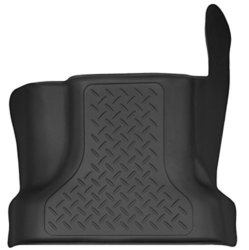 Husky Liners 53461 X-act Contour Series Black Center Hump Floor Liner by Husky Liners