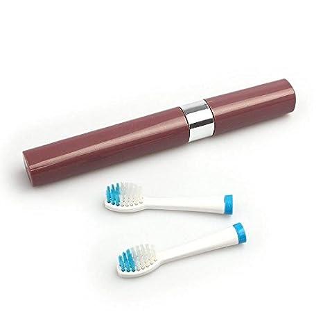 XUAN Resistente al agua ultrasónico cepillo de dientes eléctrico vibraciones características de cepillo de dientes eléctrico Sonic masaje características: ...