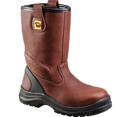 Avenger Men 's Composite Toe Wellington Boots ブラウン 10.5 2E US  B00ED7TIJ0