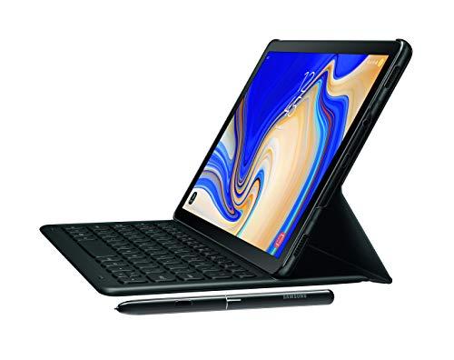 Samsung Electronics EJFT830UBEGUJ Galaxy Tab S4 Book Cover Keyboard Black
