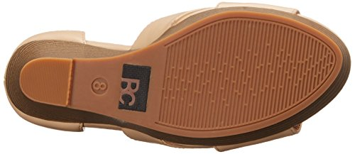 BC Footwear Womens Scenic Route Wedge Pump Vacchetta 0abCM