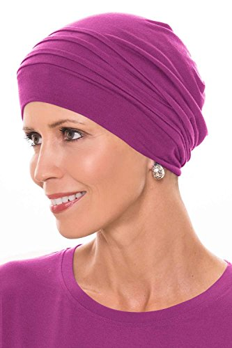 3b2f8193718 MOD Slouchy Snood Cap-Caps for Women with Chemo Cancer Hair Loss ...
