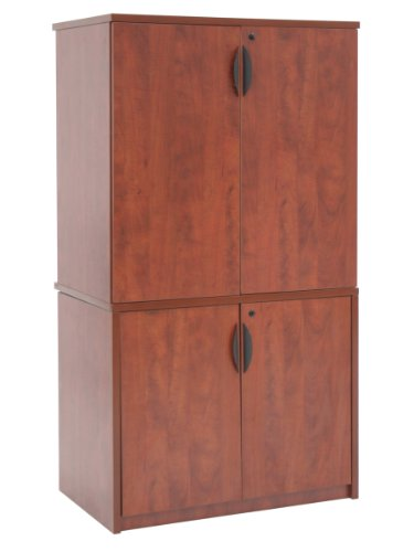 ch Storage Cabinet with 35-inch Storage Cabinet- Cherry (Regency Cherry Cabinet)