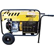 Winco Generator Wheel Kit - For Item#s 25526 and 25496 Model# 16204-005