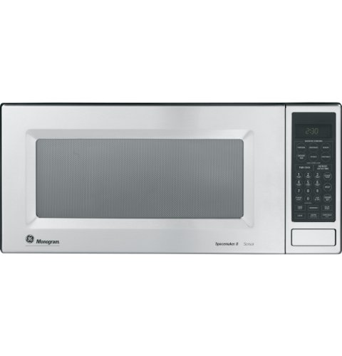 Ge Monogram Zem200sf Countertop Microwave Oven Stainless