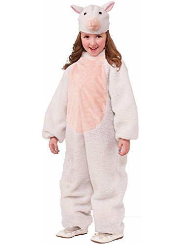 Sheep Nativity Costumes (Forum Novelties Nativity Sheep Costume, Child Medium)