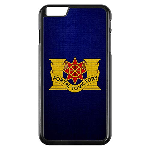 (Apple iPhone 5/5S Case -US Army 10th Transportation Battalion, DU)