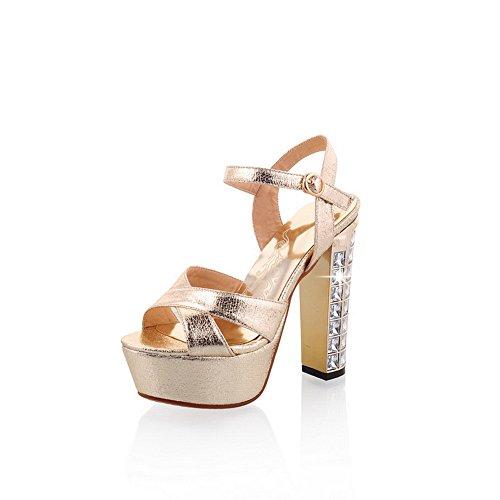Adee , Sandales pour femme - Or - doré, 38