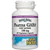 Natural Factors Pharma GABA Chewable 60 tabs